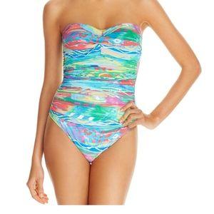 Lauren by Ralph Lauren Ikat one piece swimsuit